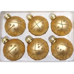 фото Набор новогодних шаров Новогодняя сказка 971964