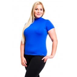 фото Водолазка Mondigo XL 216. Цвет: синий. Размер одежды: 48