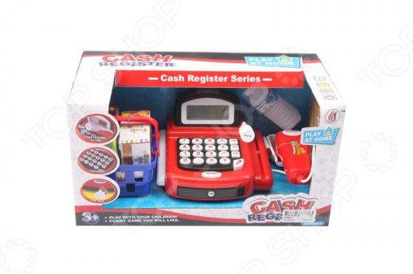 Касса игрушечная Shantou Gepai 8088A-1