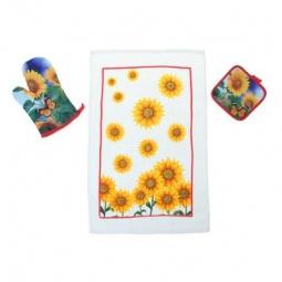 фото Комплект кухонный подарочный BONITA «Кубанское солнце»