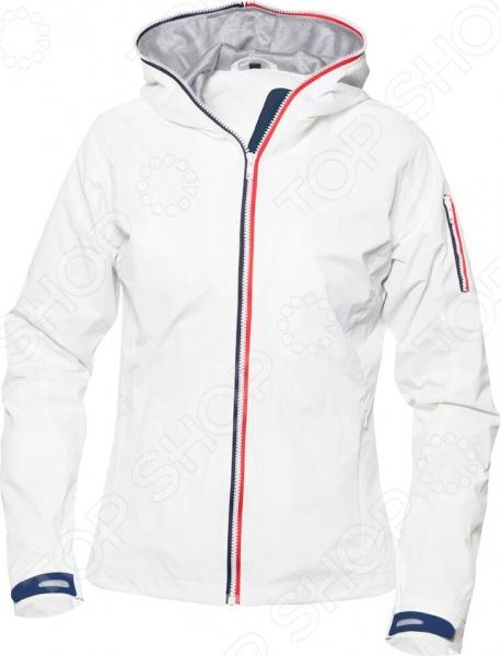Куртка женская Clique «Сибрук». Цвет: белый