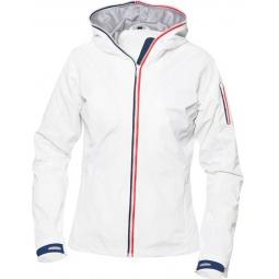 фото Куртка женская Clique «Сибрук». Цвет: белый. Размер одежды: L