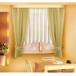 Купить Комплект штор для кухни Zlata Korunka Б0010