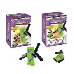 фото Фигурка сборная Shantou Gepai «Робот 2 в 1» BG2304A