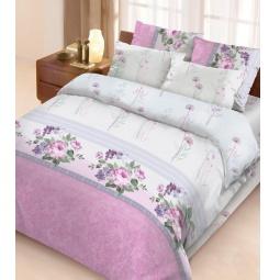 фото Комплект постельного белья Нежность «Флоренция». 1,5-спальный. Размер наволочки: 70х70 см — 2 шт