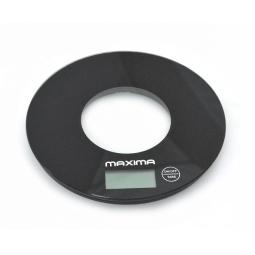 фото Весы кухонные Maxima MS-067. Цвет: черный