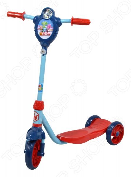 Самокат трехколесный 1 Toy «Фиксики» Т58419