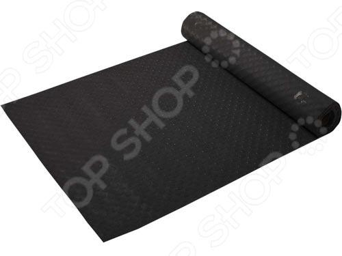 Коврик-дорожка против скольжения Vortex «Пятачки» 22400 коврик дорожка vortex zig zag против скольжения цвет черный 8 мм 0 9 х 10 м