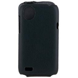фото Чехол LaZarr Protective Case для HTC Desire X. Цвет: черный