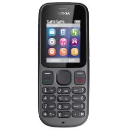 фото Мобильный телефон Nokia 101. Цвет: черный