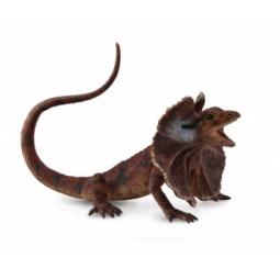 фото Фигурка Collecta «Плащеносная ящерица»