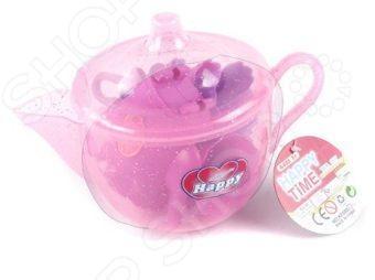 Игровой набор для девочки Shantou Gepai «Чайник» набор игровой для мальчика shantou gepai аэропорт cm557 2