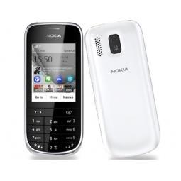 фото Мобильный телефон Nokia 202 Asha. Цвет: белый