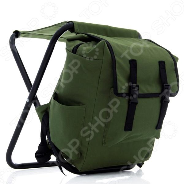 Стул-сумка Irit «Дачник»Стулья и кресла туристические<br>Табурет складной Irit IRG-504 отличный вариант для пикников, рыбалки и кемпинга. Благодаря легкому весу и складной конструкции его очень удобно брать с собой в поездку. Каркас стула выполнен из стальной трубки, а сидение из высокопрочного полиэстера с ПВХ покрытием . Максимально допустимая нагрузка на табурет составляет 80 кг. Диаметр каркаса 22 мм. В комплекте сумка.<br>
