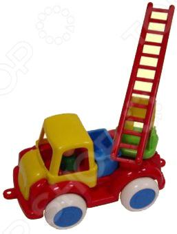 Машинка игрушечная Форма «Пожарная ДС» игрушечная техника и автомобили rastar 43000 1 14 lp700 4 rc roadstar