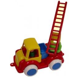 фото Машинка игрушечная Форма «Пожарная ДС»
