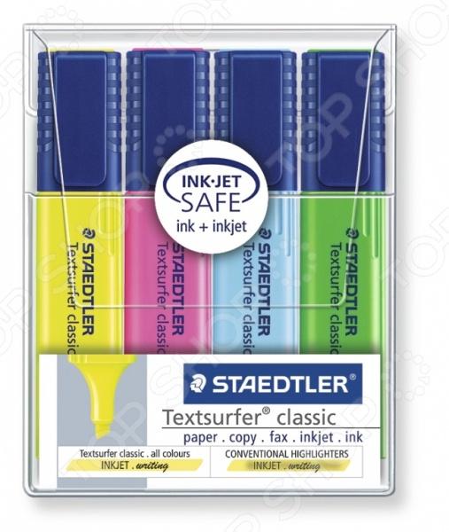 Набор маркеров-текстовыделителей Staedtler 364WP404