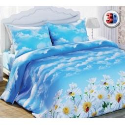 фото Комплект постельного белья Любимый дом «Солнечное утро». Евро