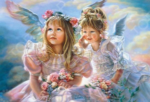 Пазл 500 элементов Castorland «Ангелы»
