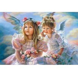 Купить Пазл 500 элементов Castorland «Ангелы»