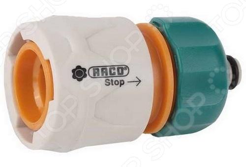 Соединитель шланг-насадка с автостопом Raco Original 4250-55205C соединитель шланг насадка raco original 4250 55204c