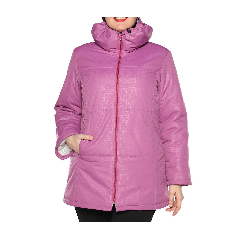 ef0c7c61da59 Куртка Гранд Гром «Краски природы». Цвет  сиреневый купить по низкой ...