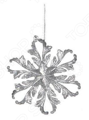 Елочное украшение Christmas House «Снежинка»