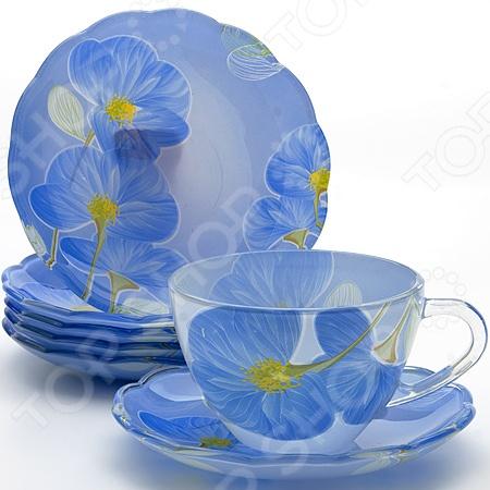 Чайный набор Loraine LR-24123 стеллар детская посуда чайный набор