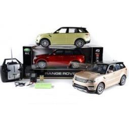 фото Машина на радиоуправлении Hui Quan Range Rover Sport. В ассортименте