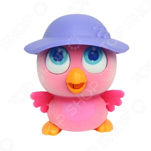 Игрушка интерактивная Brix'n Clix «Попугай в шапочке»