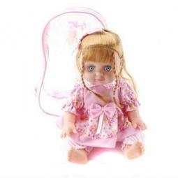 фото Кукла интерактивная Shantou Gepai JM66-014