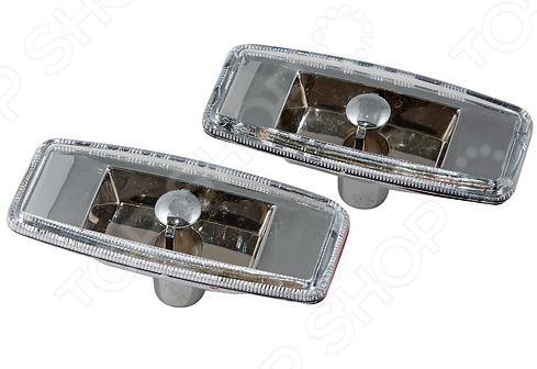 Повторитель поворота универсальный с лампами Glipart GT-50546 универсальный люк для авто купить