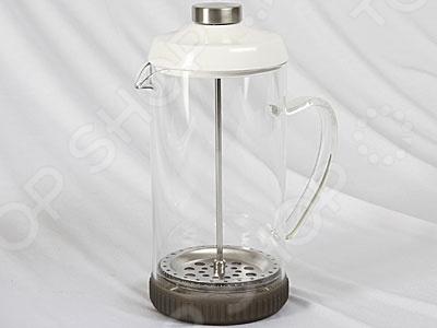 Чайник заварочный Rosenberg 7931Чайники заварочные<br>Чайник заварочный Rosenberg 7931 это удобный чайник, который подойдет для ежедневного использования. Такие чайнички незаменимы в процессе заваривания чая, ведь человек может почувствовать, как каждая чаинка раскрывает себя и отдает вкус. Корпус чайника изготовлен из стекла, которая выдерживает высокие температуры. Чайник дополнит интерьер вашей кухни, ведь он похож на настоящее украшение с изящным дизайном. В заварнике можно приготовить как чай, так и кофе. Процесс чаепития с этим заварником подарит вам настоящее удовольствие!<br>