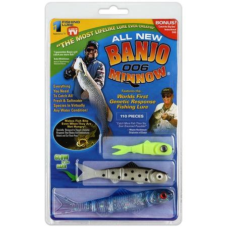 Купить Наживка для рыбалки Bradex «Банджо 006»
