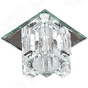 Подробнее о Светильник декоративный потолочный Эра DK2 SL/WH эра dk led 2 sl