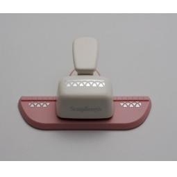 фото Дырокол фигурный для декорирования кромки листа ScrapBerry's SCB 606.049