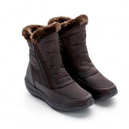 Купить Зимние ботинки женские Walkmaxx COMFORT 2.0. Цвет: коричневый