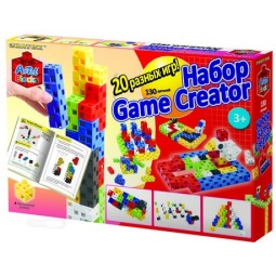 фото Конструктор Знаток Artec Game Creator: 20 логических игр