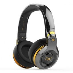 фото Гарнитура MONSTER ROC Sport Black Platinum Over-Ear