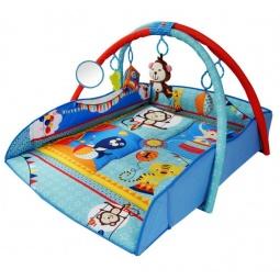 фото Развивающий коврик Жирафики «Цирк с бортами»