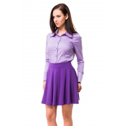 фото Юбка Mondigo 5097. Цвет: фиолетовый. Размер одежды: 42