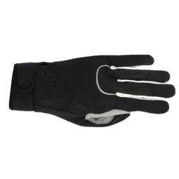 Купить Перчатки горнолыжные GLANCE Light (2013-14). Цвет: черный, белый