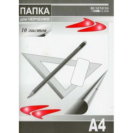Купить Папка для черчения Ульяновский Дом печати П-033