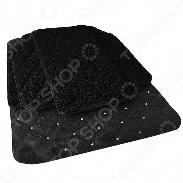 Набор ковриков для салона Junction Produce AQ01 оборудование для химчистки салона автомобиля торнадор