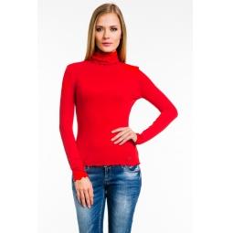 фото Водолазка Mondigo 1474. Цвет: красный. Размер одежды: 44