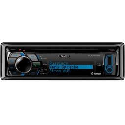 фото Автомагнитола Kenwood KDC-BT52U