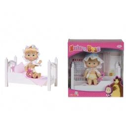 фото Игровой набор Simba «Маша в кроватке» с аксессуарами