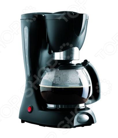 Кофеварка Redber CMC-928Кофеварки<br>Кофеварка Redber CMC-928 это современный аппарат, сочетающий в себе компактность, функциональность и практичность. Модель мощностью 830 Вт позволяет приготовить 10-12 чашек вашего любимого напитка нажатием буквально одной кнопки. Кофе варится под высоким давлением, что позволяет извлечь максимум вкуса и аромата. Кофеварка изготовлена из высококачественного пластика, устойчивого к высоким температурам и влажности. Оснащена индикатором включения выключения, индикатором уровня воды, противокапельной системой, а также съемным моющимся фильтром и плитой автоподогрева. Благодаря стильному дизайну, Redber CMC-928 впишется в любую современную кухню.<br>