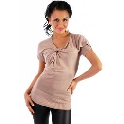 фото Кофта Mondigo 9779. Цвет: карамельный. Размер одежды: 42