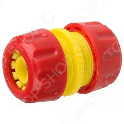 Муфта шланг-шланг с усиленным пластиком Grinda Муфта шланг-шланг с усиленным пластиком Grinda 8-426342_z01 /1/2